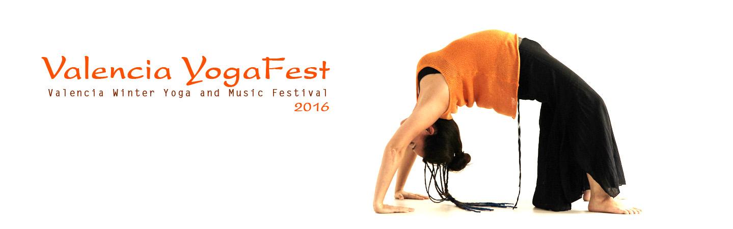 Valencia Winter Yoga and Music Festival