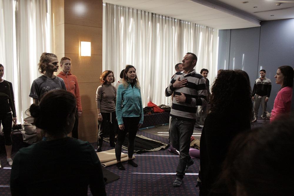 Bioenergetics and Mindfulness classes